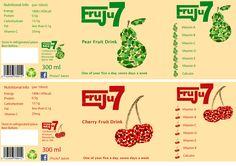 Chosen Packaging Label Layout