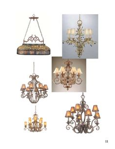 French country lighting selects 11  sc 1 st  Pinterest & French country lighting selects 1 | French Country Kitchen Remodel ...