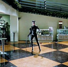 Catwoman/Selina Kyle/Michelle Pfeiffer in Batman Returns Catwoman Comic, Batman And Catwoman, Batgirl, Catwoman Michelle, Catwoman Selina Kyle, Michelle Pfeiffer, Batman Returns, Gotham City, Dark Knight