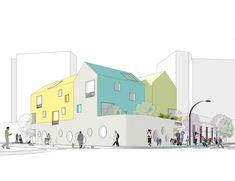 Gallery of Daniel Valle Architects Unveils Winning Kindergarten Design for Seoul - 2