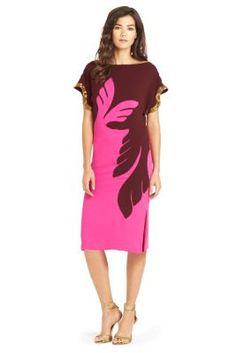 Poppie Embellished Cocktail Dress