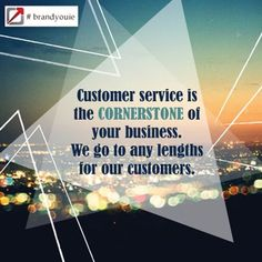 The truth has to be spoken. #business #brandyouie