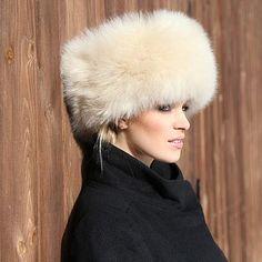 luxury fur hats for women by perilla   notonthehighstreet.com