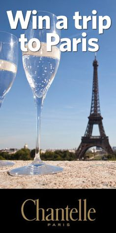 #Win a #Trip for Two to #Paris! #France #contest #sweepstakes #travel #giveaway