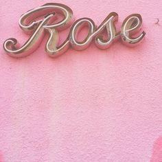 penser belle rose .. X ღɱɧღ ||