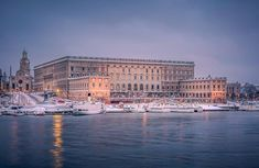 "karl's Instagram post: ""Kungliga slottet i Stockholm #stockholm #visitstockholm #viewstockholm #sweden #stockholm_insta #igscstockholm #swedenimages…"" Visit Stockholm, Sweden, Building, Instagram Posts, Travel, Pictures, Viajes, Buildings, Destinations"