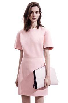 Pre-Fall Fashion 2014 - The Best Looks of Pre-Fall 2014 - Harper's BAZAAR Like simplicity of seam at waist.