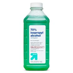 Up & Up Antiseptic Isopropyl Alcohol 70%, Wintergreen Scent - 16 fl oz