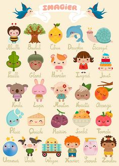 From A to Z - cutest little alphabet ever!