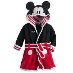 Children Boys 3 D Robe: Baby Boys Micky Mouse Carton Bathrobe Baby Bodysuit Home wear kids Spring Autumn Rompers-in Robes from Apparel & Accessories on Aliexpress.com | Alibaba Group