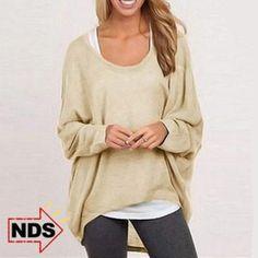 b835bcc313f9 Dolman Sleeve Asymmetrical Pullover Sweater