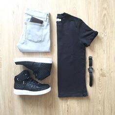 WEBSTA @ mrjunho3 - Keeping it casual for afternoon meetings Shirt: Topman…