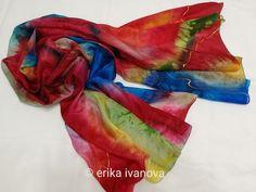 Klikni pre plné zobrazenie ============== Silk Painting