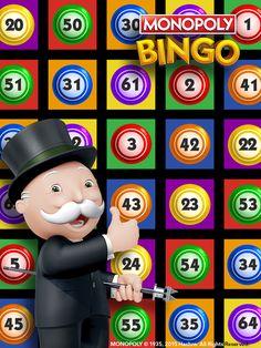 monopoly bingo monopolybingos8 on