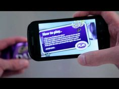 Cadbury Spots v Stripes launches the world's first augmented reality game that can be played off its packaging using blippar's image recognition technology.