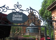haunted mansion.