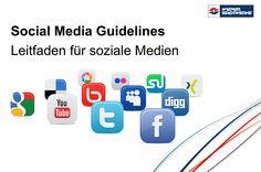 10 social media guidelines – danke an @Natascha Ljubic!