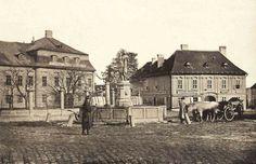 Dnešné Hodžove námestie pred rokom 1900. Bratislava, Geo, Nostalgia, Photography, Times, Bohemia, Pictures, Photograph, Fotografie
