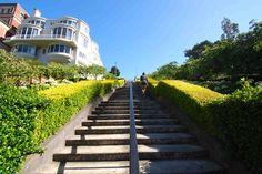Run the Lyon Street Steps