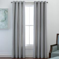Fontayne Grommet-Top Curtain Panel - JCPenney