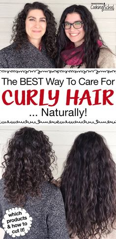The Best Way To Care For Curly Hair Naturally Tangles, frizz, dryness. Curly hair can Hair Care Oil, Curly Hair Care, Curly Hair Styles, Natural Hair Styles, Caring For Curly Hair, Natural Beauty, Curly Girl, Dark Curly Hair, Short Wavy Hair