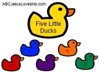 3 year old, 4 year old, 5 year old curriculum, weekly lesson plans online. preschool - ABC Jesus Loves Me