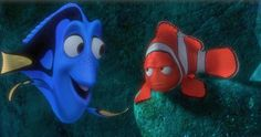 "Quiz: Which Pixar Quote Should be Your Life Motto? | Quiz | Oh My Disney -I got ""Just keep swimming"" !!!"