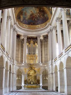 Versailles   Royal Chapel