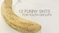 We have assembled a list of funny comedy skits that can be performed by 5 or more students in your youth ministry. Comedy Skits, Funny Comedy, Teen Sunday School Lessons, Camp Skits, Activities For Girls, Learning Activities, Bible Humor, Girls Bible, Youth Club