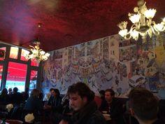 Amsterdam / Cafe Katoen