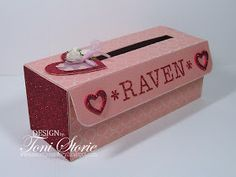 Scor-pal: Valentine Collection Box by Toni Storie