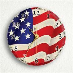 American Pride.....telling time