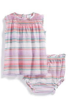 egg by susan lazar Voile Tunic & Bloomers (Baby Girls)