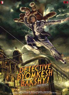 Byomekesh Bakshi poster