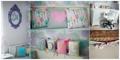 Girls room by cozy home :)