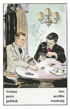Astro Tarot, Cartomancy, Oracle Cards, Gypsy, Playing Cards, Two Men, Cards, Legends, Deutsch