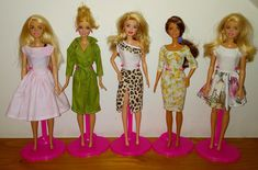 Barbie, Hip Bones, Barbie Dolls