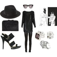 """""""PUNK WEIGHT"""" by drencrome on Polyvore"""