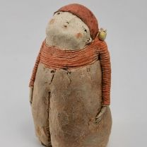 Paper Mache, Ceramic Art, Terracotta, Sculpture Art, Pottery, Dolls, Sculptures, Art, Brick Architecture
