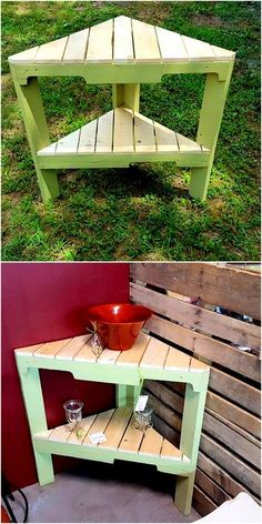 Very Cheap Used Pallet Wooden Furniture Ideas Wooden Pallet Furniture, Wooden Pallets, Wooden Diy, Diy Wood, Pallet Home Decor, Home Decor Furniture, Furniture Ideas, Pallet Designs, Shipping Pallets