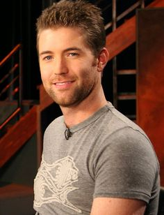 I'm not a huge fan of modern country music, but how can anyone resist Josh Turner's deep voice and smile?