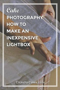 Today we're going to learn how to build a DIY light tent, or a lightbox for product photography, for next to zero cost. Home Bakery Business, Baking Business, Cake Business, Business Ideas, Cake Photography, Product Photography, Cupcake Shops, Diy Light, Cake Trends