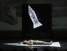 Review: David Bowie Songs and a Familiar Alien in 'Lazarus' - The New York Times