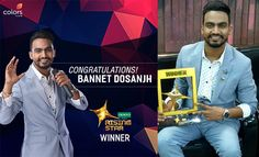 Punjab Da Putar Bannet Dosanjh Wins Rising Star trophy, takes home prize money of Rs 20 lakh.