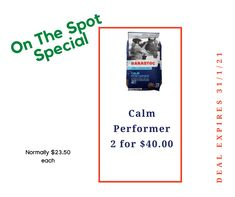 On The Spot Special - Deal is available until 31/1/31 or until stock runs out. Special Deals, Shit Happens