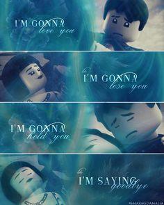 • #LEGO #NINJAGO • #Nya #NyaSmith #Jay #JayWalker [ like i'm gonna lose you ] #lyrics My Edit I hope you'll like it <<<<<< too many feels...