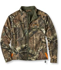 Mens Scent-Lok Savanna Vigilante Camo Jacket: Outerwear | Free Shipping at L.L.Bean