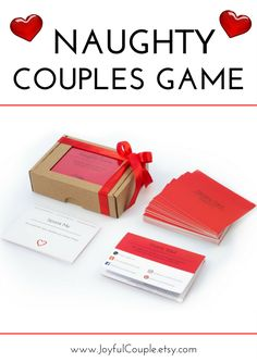 Spice up your relationship with Naughty game! It has 50 naughty activities for you to improve your sex life! The activities range from romantic to kinky, so expect to feel wide range of pleasures!  Ideal as a gift for couples, your boyfriend/girlfriend, 18th birthday and for bachelor/bachelorette parties!  #Naughty #Naughtygame #Couple #Couplesgame #date #dateidea #sex game #adult game #gift for couples #bachelorette gift, #wedding gift #sex cards #sexy gift for boyfriend #anniversary gift
