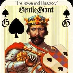 Gentle Giant - Power & The Glory (Steven Wilson Mix) [Cd] Uk - Import Rare Vinyl Records, Lp Vinyl, Progressive Rock, Lps, Steven Wilson, Mix Cd, Rock Album Covers, Rock Cover, Classic Rock