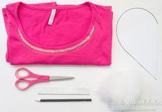 Cómo hacer un cojín corazón sin costuras - Guía de MANUALIDADES Marc Jacobs, Amelie, Crochet, Ideas Para, Fashion, No Sew Pillows, Cushion Covers, Bedspread, Easter Crafts